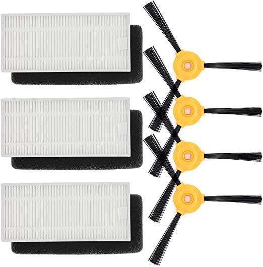 Subtop Accesorios para Ecovacs Deebot N79 N79S Robotic Vacuum ...