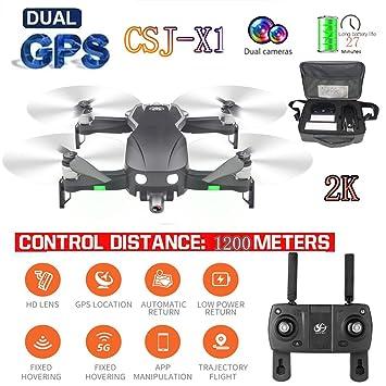 Lukame✯Dron Uav,Nuevo Csjx1 Quadrocopter Rc Selfie Drone Gps ...