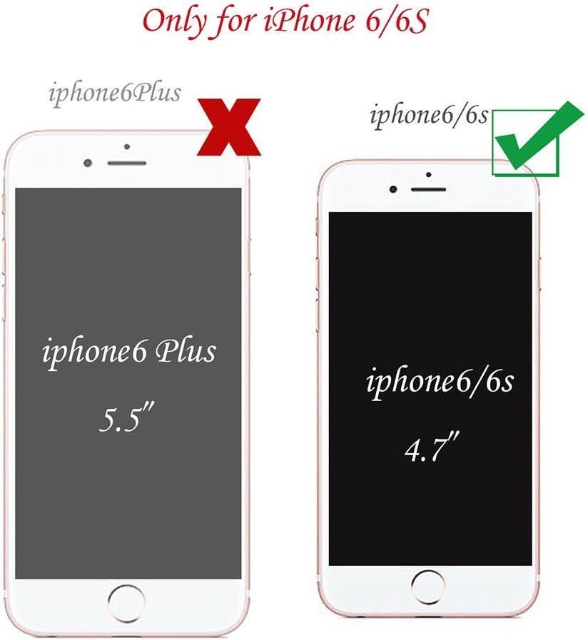 Coque iPhone 6//6S XiaoXiMi Etui en Marbre Texture Housse de Protection Soft TPU Silicone Case Cover Coque Flexible Lisse Etui Ultra Mince Poids L/éger Housse Anti Rayure Anti Choc pour iPhone 6//6S Motif de Rouille