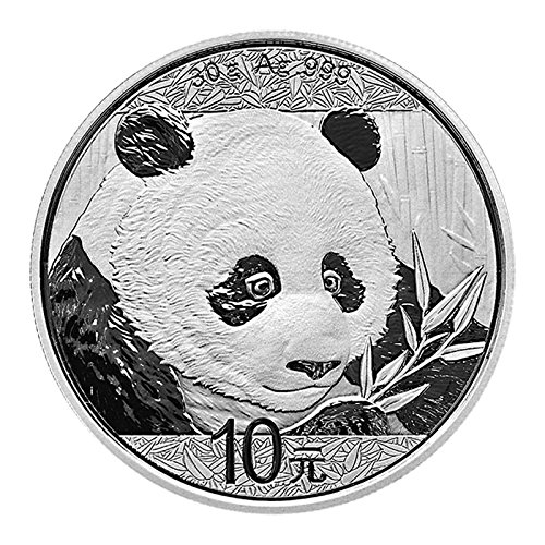 2018 CN Chinese Silver Panda 30 Yuan Brilliant (Silver Chinese Coin Set)