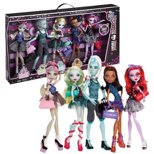 Mattel Year 2013 Monster High