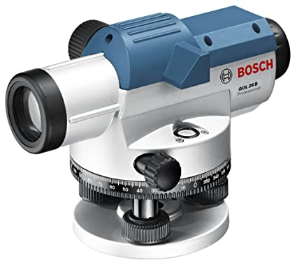 Bosch GOL 26 D-2 Plastic Professional Optical level (Blue)