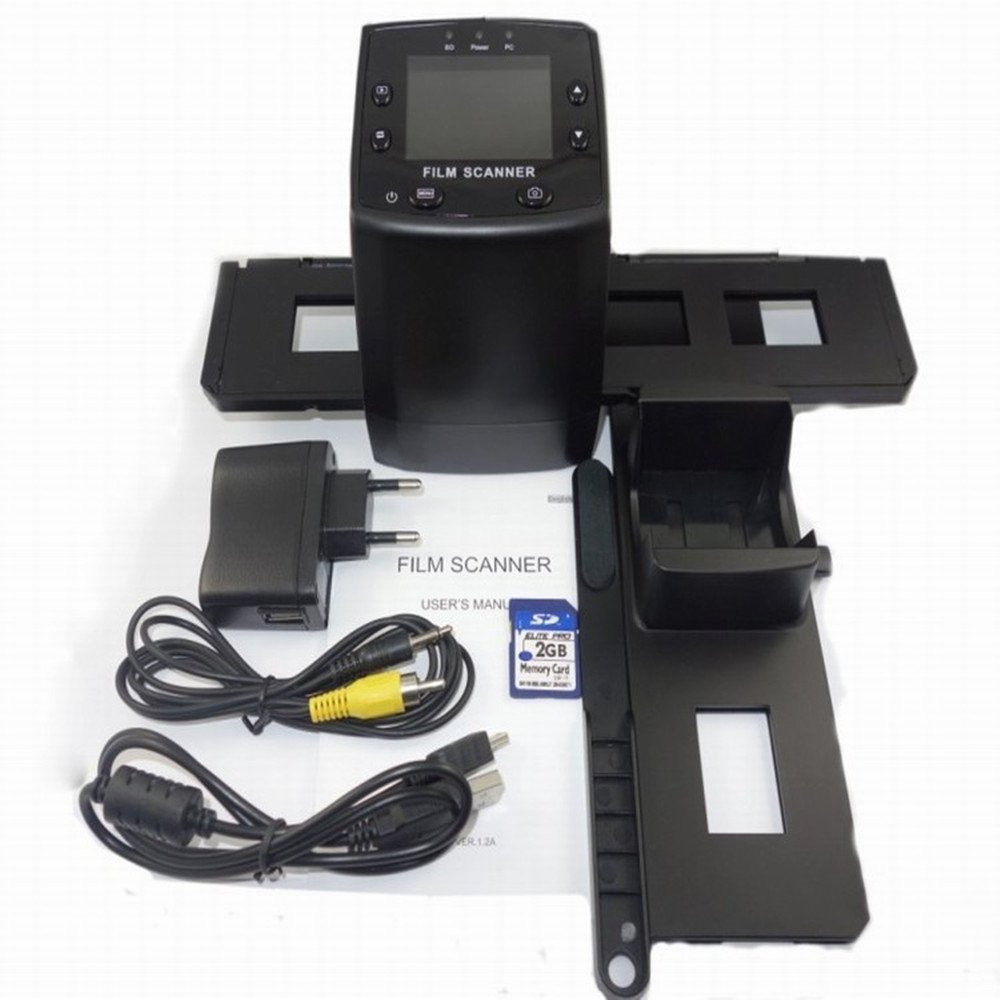 Film Scanner 135mm / 35mm Film Scanner 5MP / 10MP Pixels 135 Film Scanner YWNY