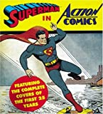 Superman in Action Comics: Featuring the Complete Covers of the First 25 Years (Tiny Folios)