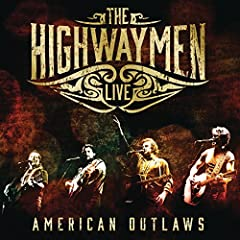 The Highwaymen, Waylon Jennings, Willie Nelson I've Always Been Crazy cover
