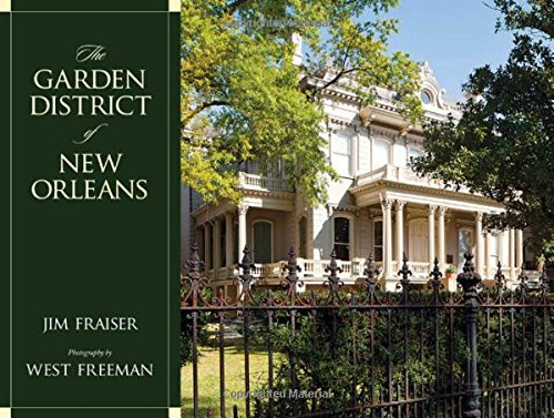 Read Online The Garden District of New Orleans pdf