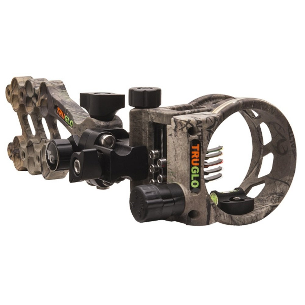 TRUGLO Hyper-Strike 5-Pin Sight DDP Realtree XTRA