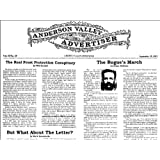 Anderson Valley Advertiser