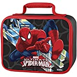 Thermos Spiderman Soft Sided Lunch Kit Box