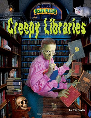 Scary Places Book Series