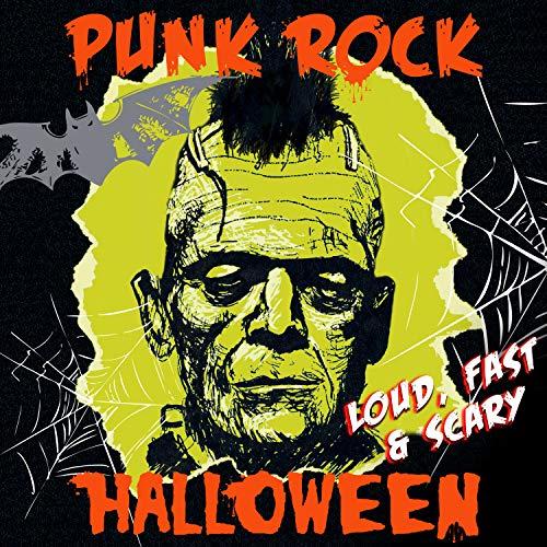 Halloween Horror Nights 22 Music (Punk Rock Halloween - Loud Fast & Scary /)