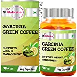 StBotanica Garcinia Green Coffee 500mg Extract – 90 Veg Caps For Weight Management