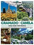 capa de Gramado, Canela e Vale dos Vinhedos - Volume 3. Coleção Guia 7 Dias