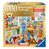 Ravensburger At The Vet's What If? Jigsaw Puzzle (1000-Piece)