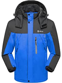 Men S Ski Jackets Amazon Com