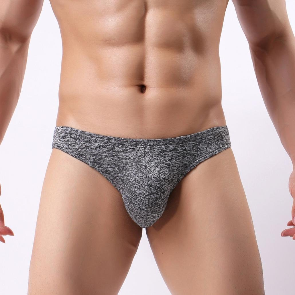 Amazon.com: Deesee(TM) - Calzoncillos para hombre, 5 estilos ...
