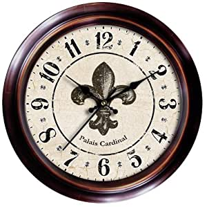 Homestyle Hoc042 Wall Clock Home Kitchen