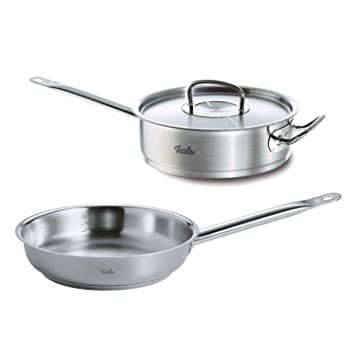 Fissler Original Pro Collection - Sartén para sartén con asas y asas ...