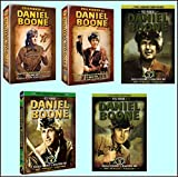 Daniel Boone Television Collection - Seasons 1, 2, 3, 4, and 5