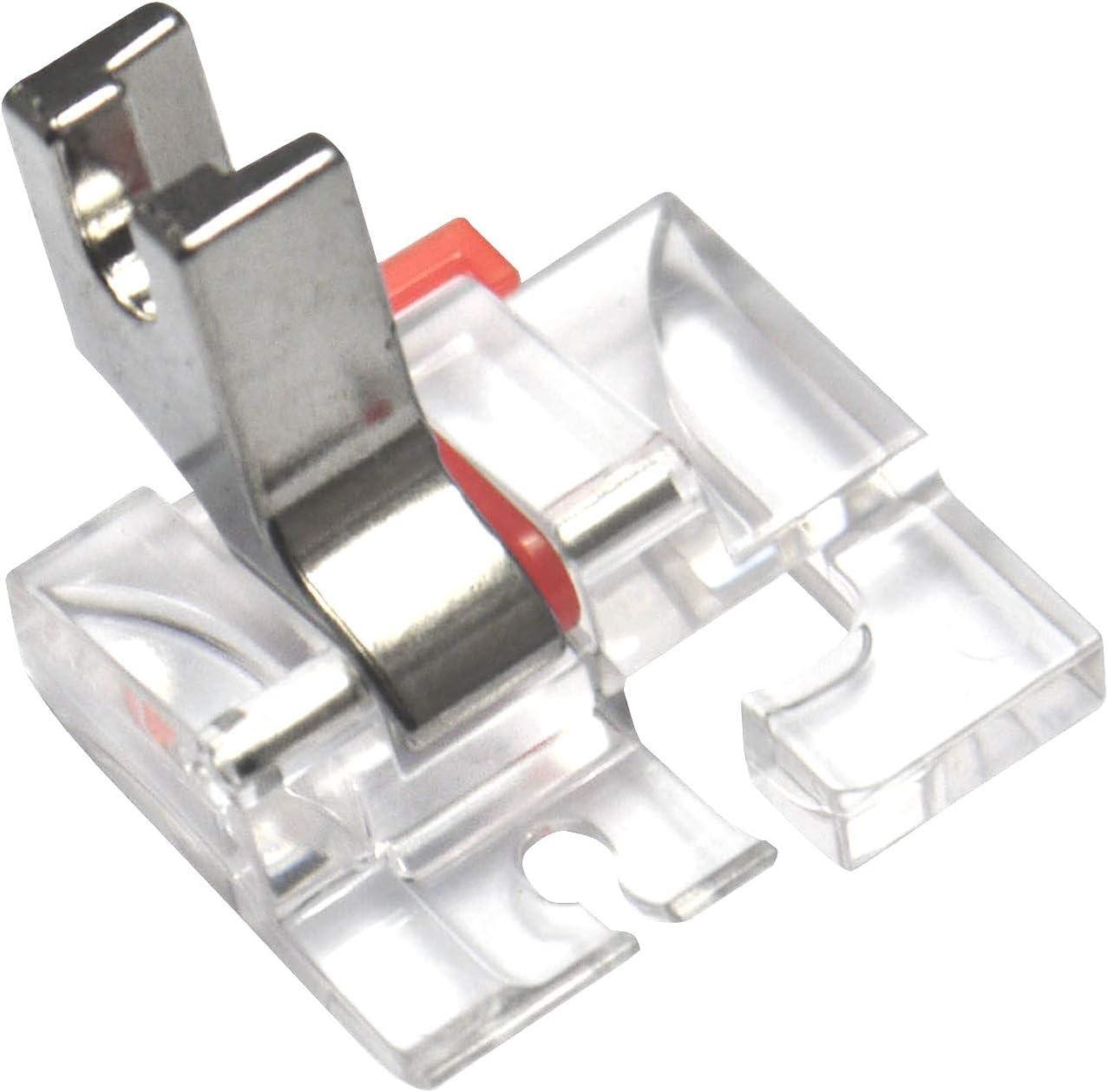 DREAMSTITCH 6709L - Prensatelas de costura curvada de 1/4 pulgadas ...