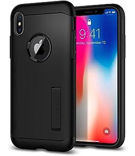 c0dd83fd46 【Spigen】 スマホケース iPhone XS ケース/iPhone X ケース 5.8インチ 米軍MIL