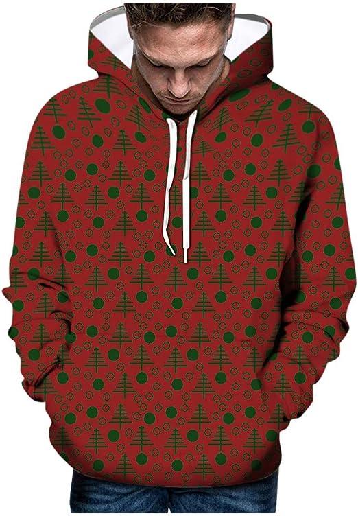 Mens Hoodies Sweatshirt Hooded Coat Shirt Casual Pockets Pullover Jumper Tops US