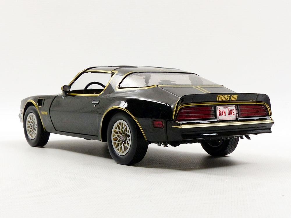 Noir Echelle 1//18 Smokey and The Bandit 1-1969 Pontiac Firebird Greenlight Collectibles V/éhicule Miniature 19025