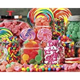 Springbok's 1000 Piece Jigsaw Puzzle Candy Galore