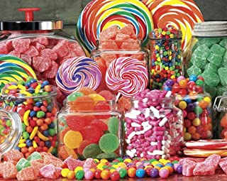 product image for Springbok's 1000 Piece Jigsaw Puzzle Candy Galore
