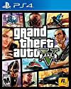 Grand Theft Auto V - Playstation 4 [Game PS4]