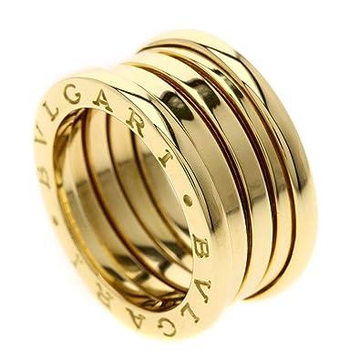 b4cde67bf669 Amazon | [ブルガリ]B-zero1 ビーゼロワン M #52 リング・指輪 K18 ...