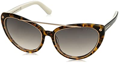 1d522764310 Image Unavailable. Image not available for. Color  Tom Ford Edita Sunglasses  ...