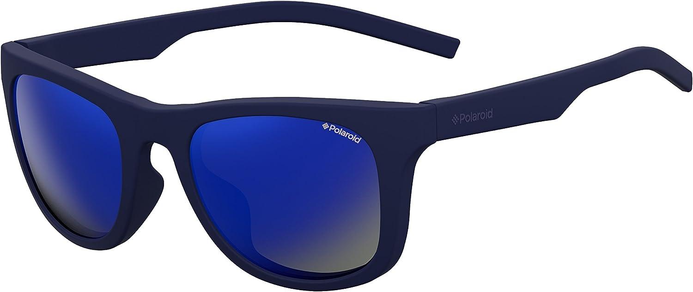 Polaroid PLD 7020/S 5X PJP 52 Gafas de sol, Azul (Bluette Grey), Unisex Adulto