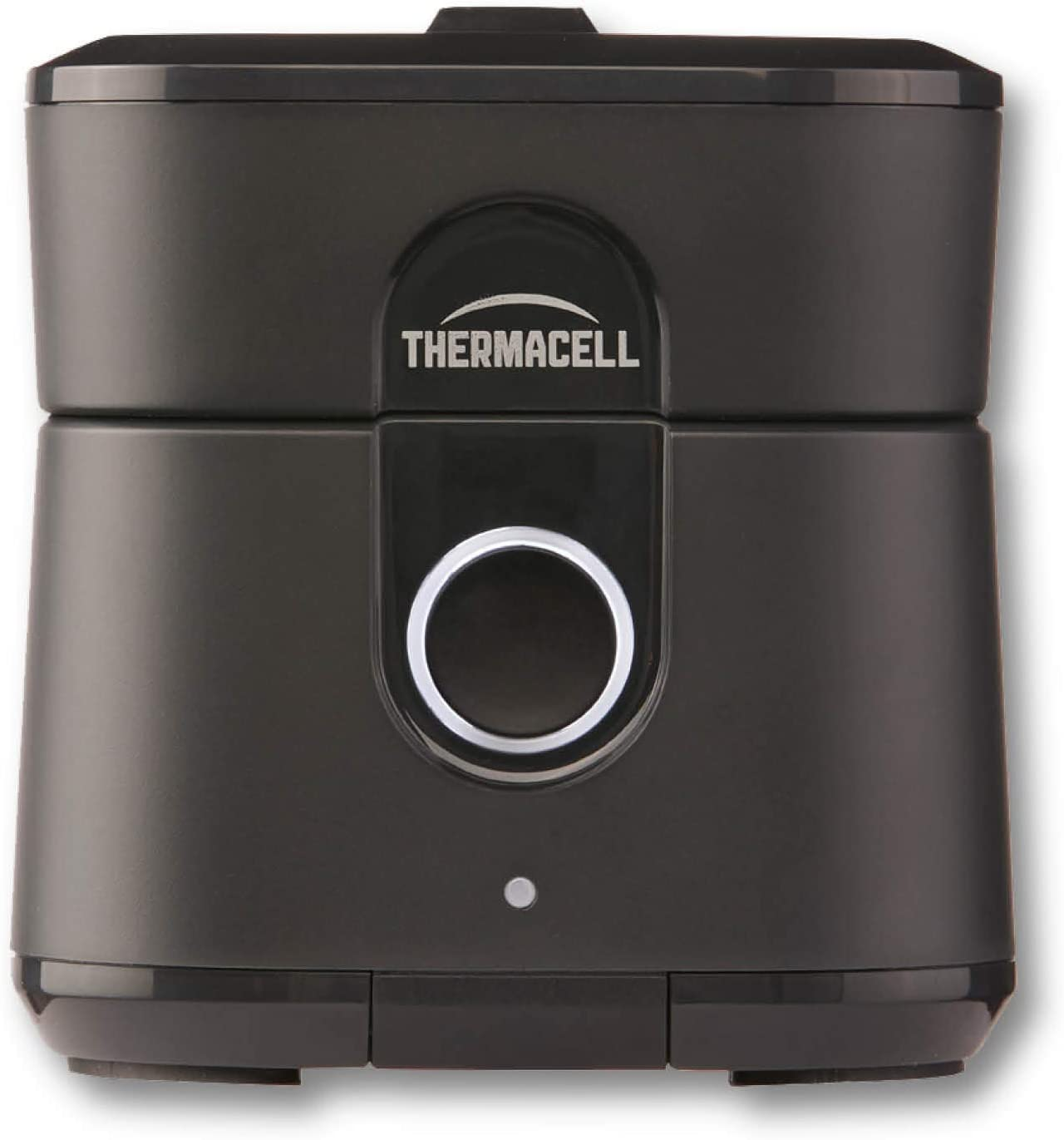Radius Zone Mosquito Repeller from Thermacell, Gen 2.0, Black; No Spray Mosquito Repellent; Rechargeable; Protect Outdoor Areas from Insects for 6.5+ Hours Per Charge; Easy to Use, Scent and DEET-Free