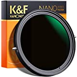 K&F Concept 67mm Variable Fader ND2-ND32 ND Filter and CPL Circular Polarizing Filter 2 in 1 for Camera Lens No X Spot ND Fil