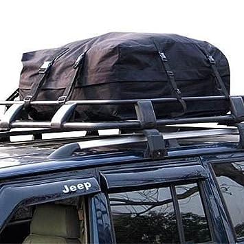 458 LITRE WATER RESISTANT UNIVERSAL CAR VAN ROOF CARGO TRAVEL STORAGE BAG