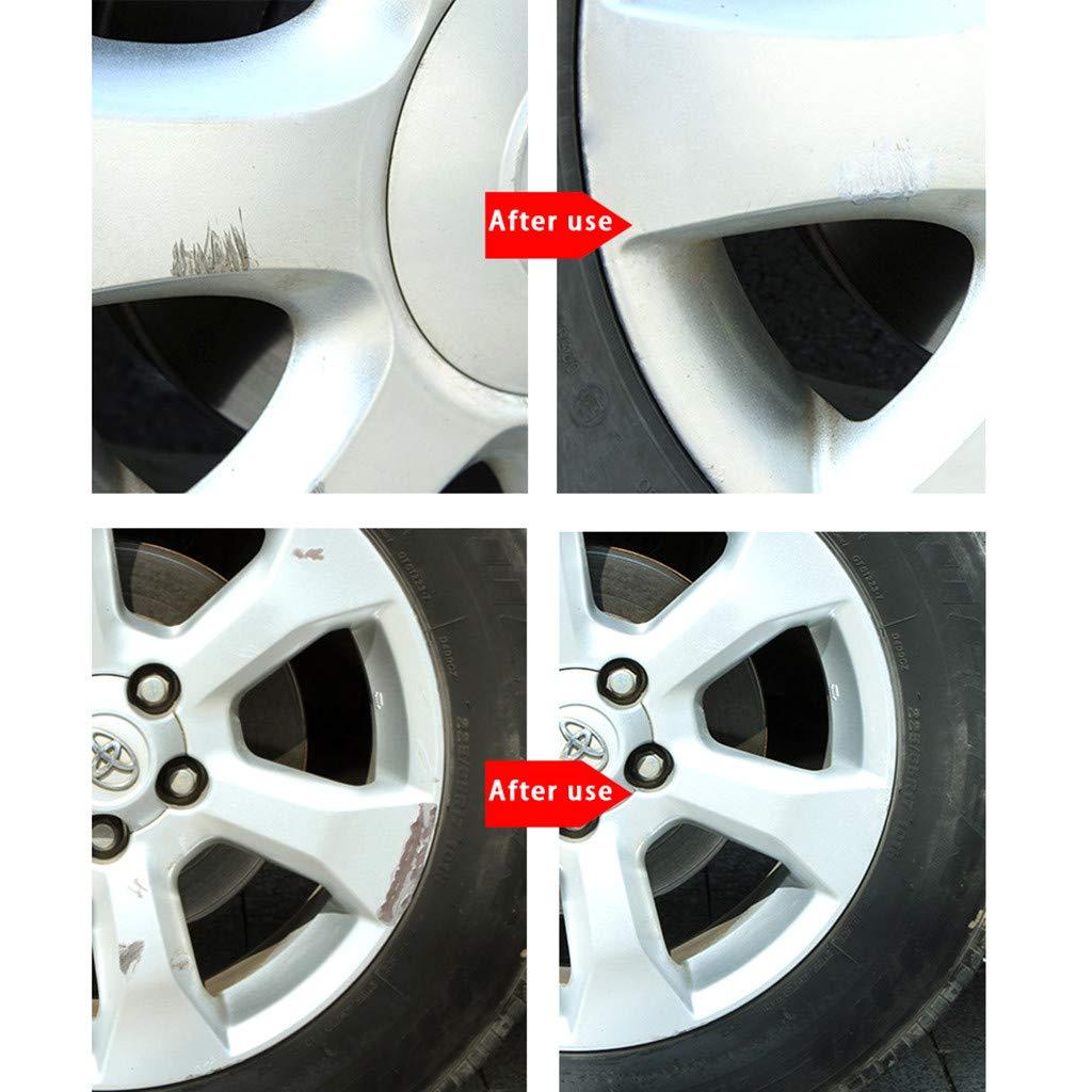 Car Rim Repair >> Automotive High Performance Wheel Paint Car Wheel Scratch Repair Pen Silver