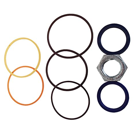 7137939 New Skid Steer Loader Lift Seal Kit made to fit Bobcat A300 S250 S300  sc 1 st  Amazon.com & Amazon.com: 7137939 New Skid Steer Loader Lift Seal Kit made to fit ...