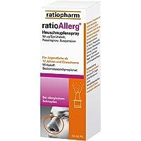 Ratioallerg Heuschnupfen Nasenspray 10 ml