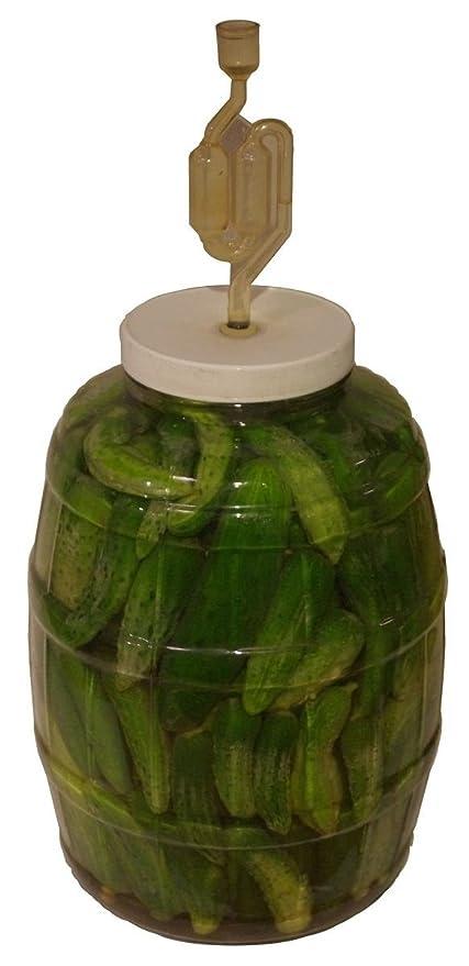 Amazon.com: El picklemeister, Chucrut de fermentación y ...