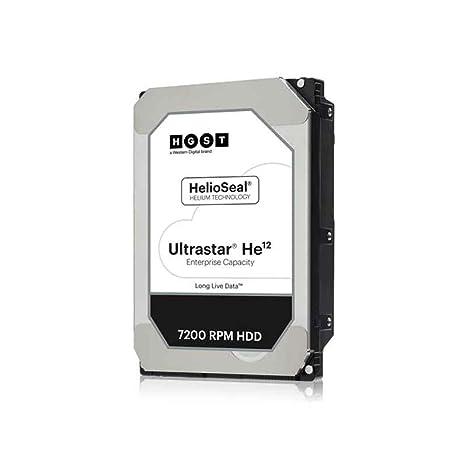 HGST Ultrastar He12 12000GB SATA - Disco Duro (3.5