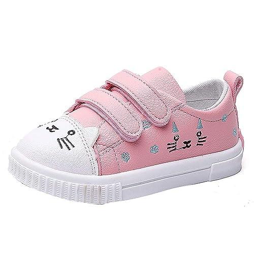 a39e1046c6ea6 Amazon.com: OCEAN-STORE Kids Boys Girls 6 Months-3T Sneakers Sports ...