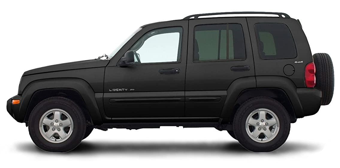 Amazoncom 2002 Jeep Liberty Reviews Images and Specs Vehicles