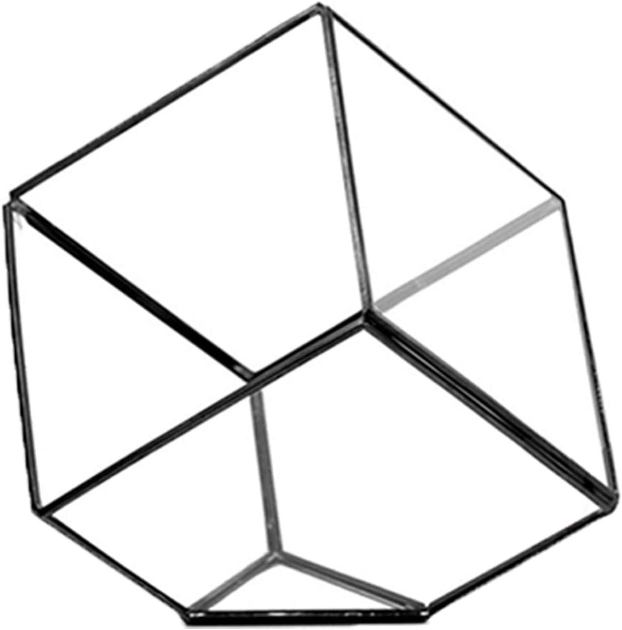 WGV Geometric Planter Terrarium, Width 8