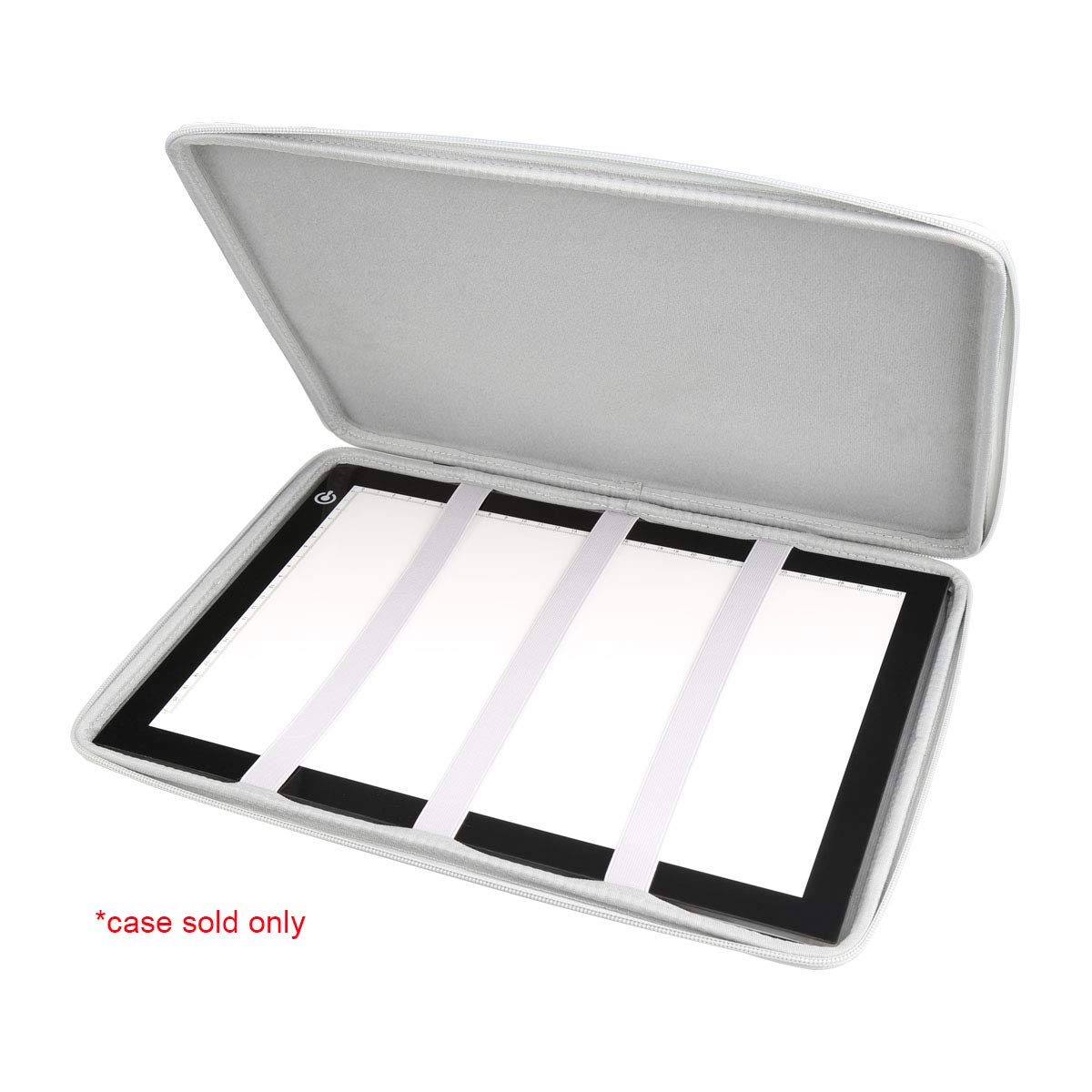 Aproca Hard Travel Storage Case Compatible NXENTC A4 Tracing Light Pad Ultra-Thin Tracing Light Box