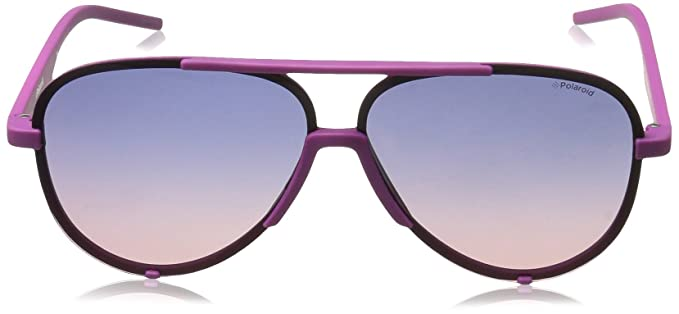 Polaroid Unisex Pld 6017/S Q2 Tiz Sunglasses, Fuchsia/Bluesf Fuchsia, 60:  Amazon.co.uk: Clothing