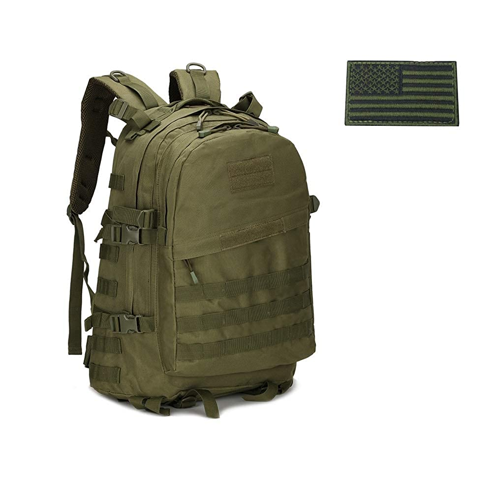 FAMI FAMI 30L Military Tactical Backpack Army Rucksacks Outdoors Hiking Daypack