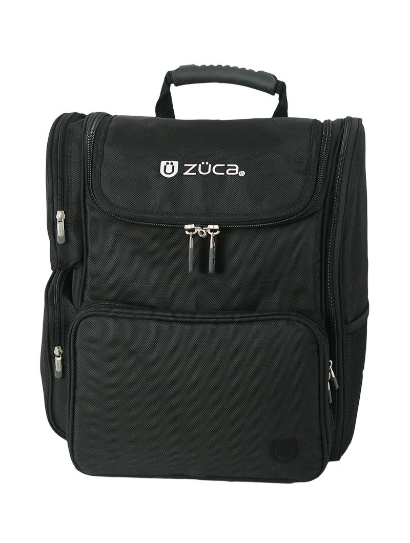 Zuca Business Backpack w/Padded Laptop Sleeve f/15'' Stream; Color: Black by ZUCA