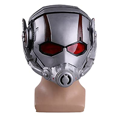 Ant Casque ANT MAN Cosplay Halloween Fourmi Guerrier Masque Masque,OldStyle-OneSize