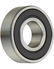 BC Precision BC-6202-2RS-10 Ten (10) 6202-2RS Sealed Bearings 15x35x11 Ball Bearings/Pre-Lubricated (Pack of 10)